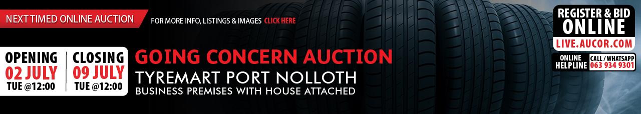 Tyremart Port Nolloth - Online Bloem