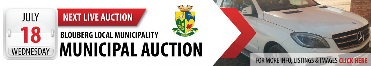 Blouberg Municipality Auction - Aucor Limpopo
