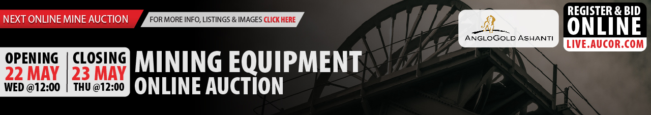 mining Equipment online Auction