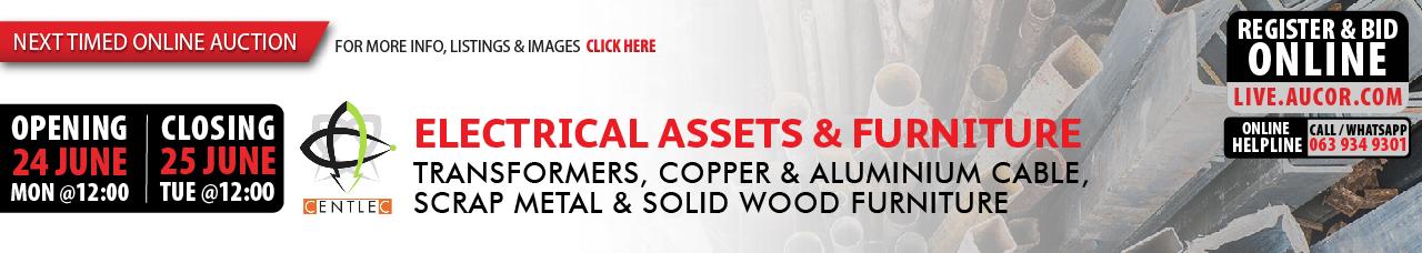 Electrical Assets & Furniture Online - Bloem