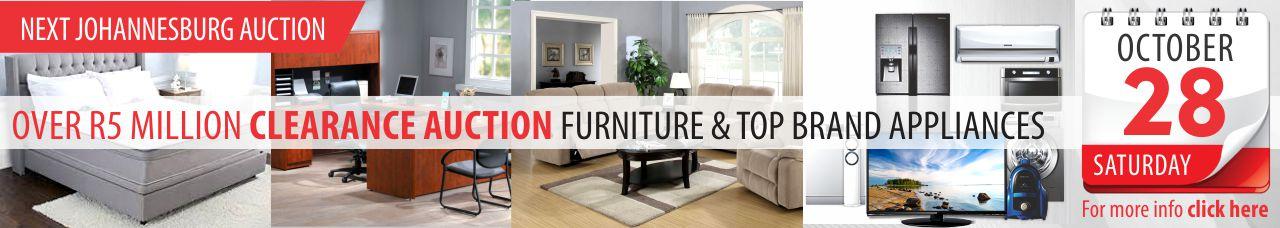 Warehouse Furniture JHB - 28 Oct