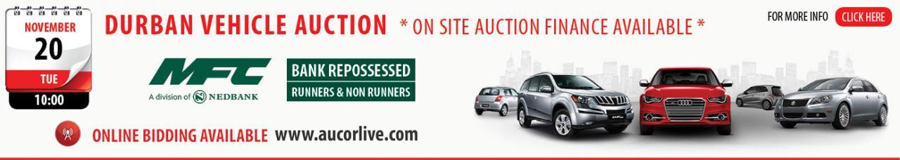 Durban Vehicle Auction