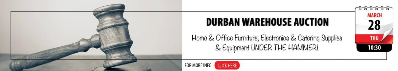 Durban Warehouse Auction
