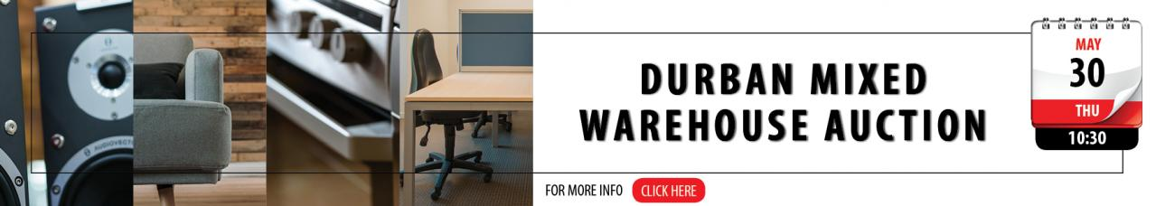 Durban Mixed Warehouse Auction