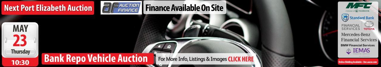 Bank Repo Vehicle Auction - PE