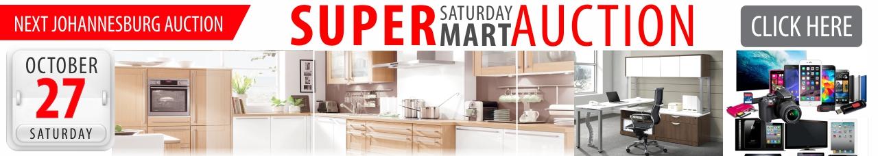 Supermart Warehouse Auction - JHB