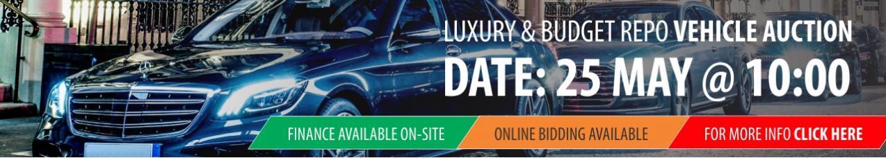 Luxuary Vehicle Auction - jhb