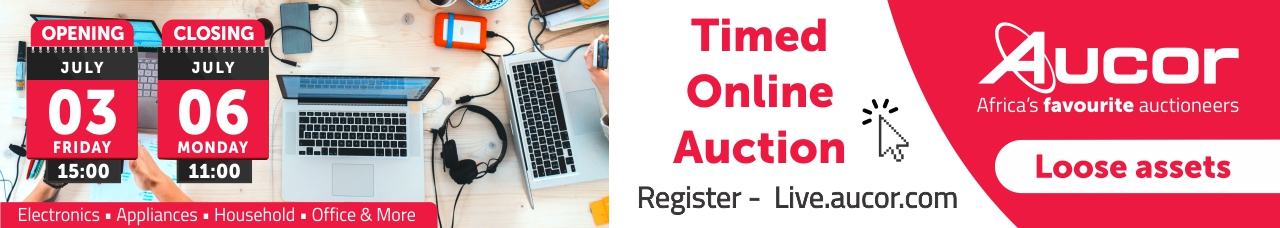 Timed Online Loose Assets Furniture, Office, Catering, Electronics & Appliance Auction - JHB