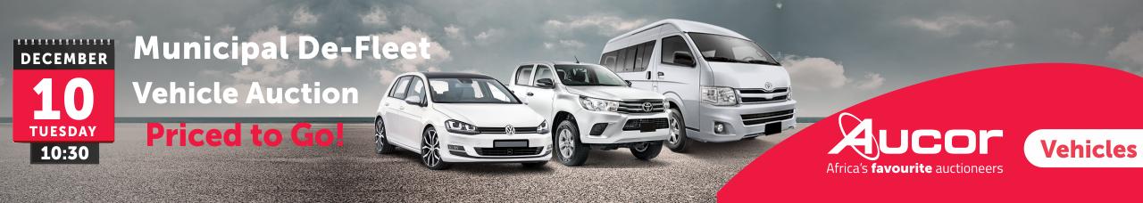 Municipal De-Fleet Vehicle Auction