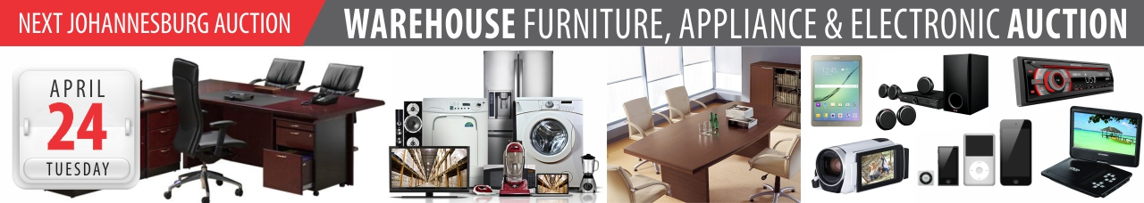 Warehouse Home, Office, Hardware & Branded Appliance Auction