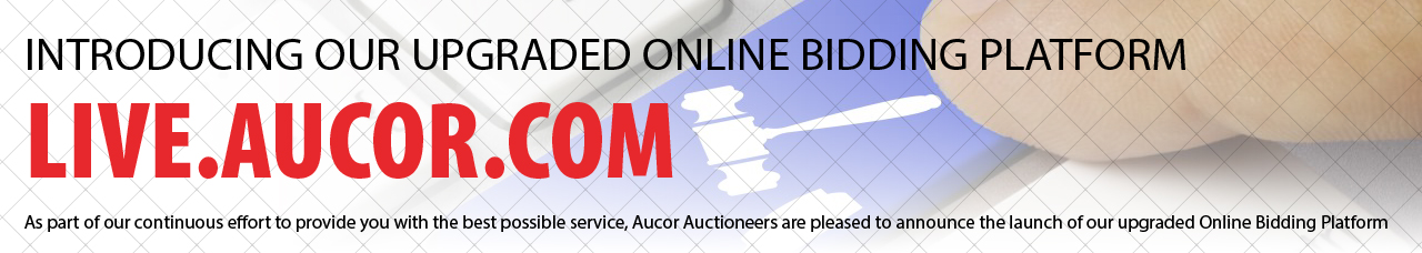 Live.Aucor.com Upgraded Online Bidding Platform